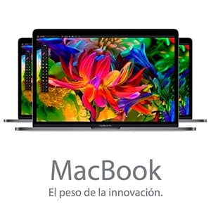 Financia al 0% tu macbook en Electronicamente.com