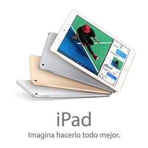 Financia al 0% tu ipad en Electronicamente.com